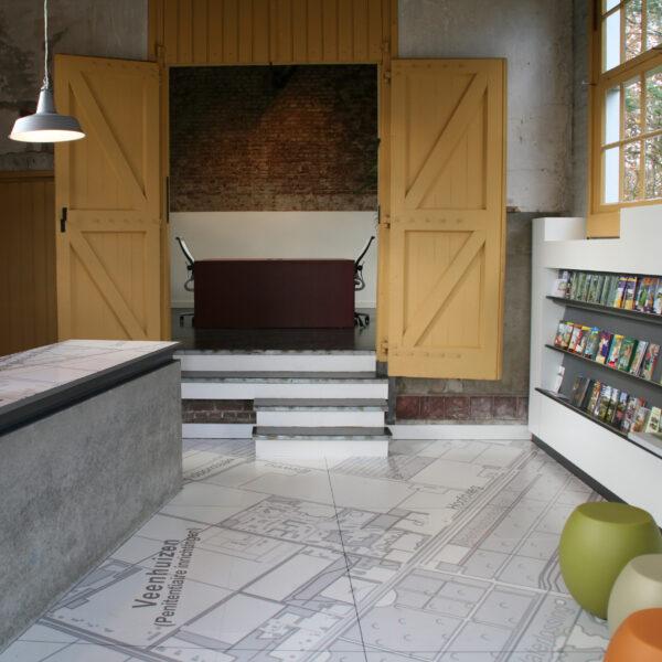 Slachthuisje Veenhuizen, vanaf nu Unesco Werelderfgoed