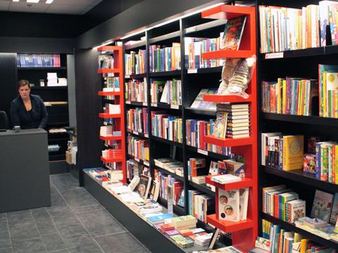 Boekhandel Daan Nijman UMCG