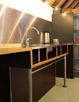 Keuken atelier