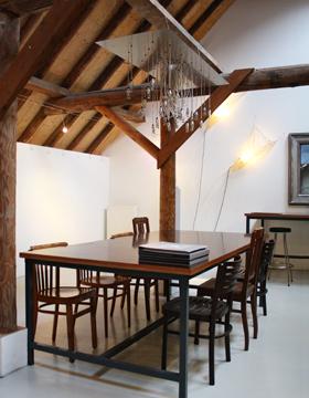 Interieur atelier Bouwjaar '63