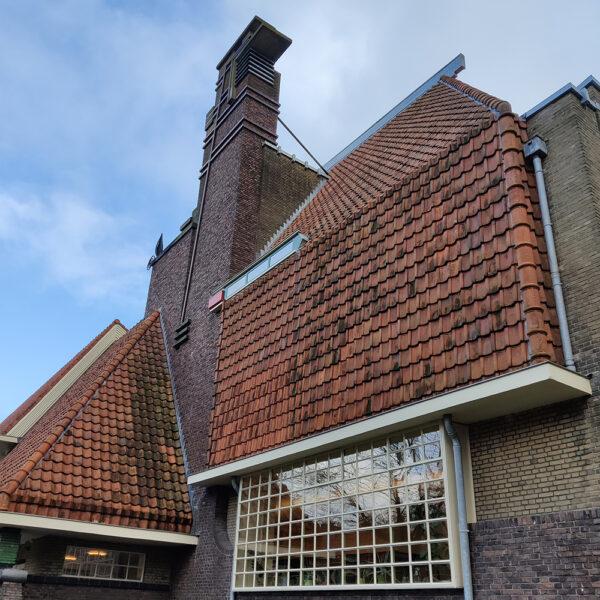 voormalig Simon Hasseltschool, Oosterparkwijk, Groningen