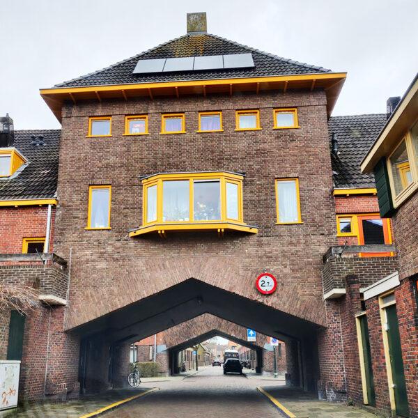 Oosterparkwijk Groningen