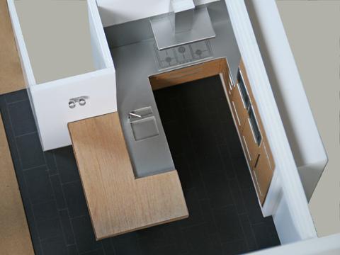 Keuken En Badkamer : Keuken en badkamer ontwerp voor uitbreiding en nieuw interieur