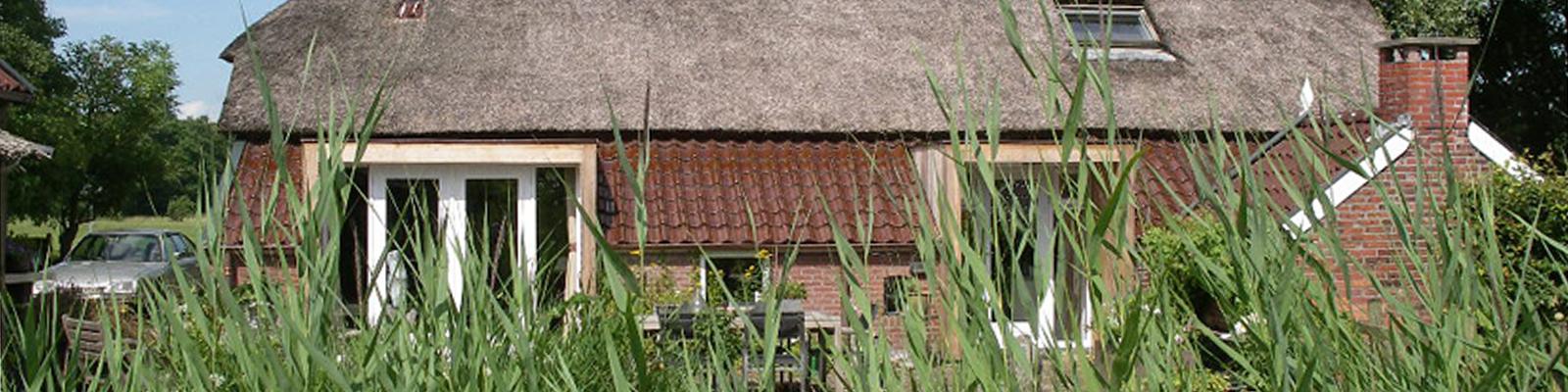 Boerderij in Peize
