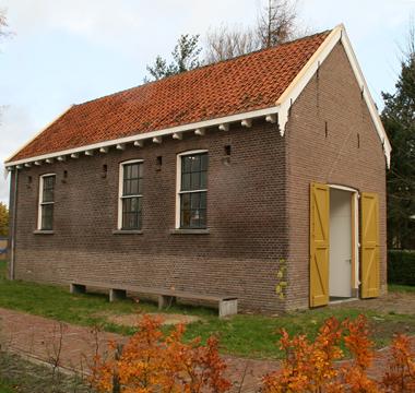 rijksgebouwendienst / stichting veenhuizen boeit